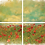 Thumbnail: Field of Flowers Transfer - Belles and Whistles by Dixie Belle