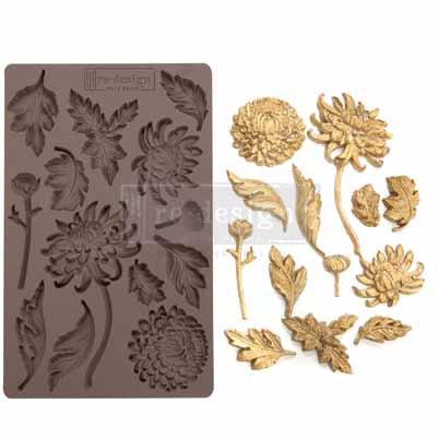 Redesign Mould - Botanist Floral