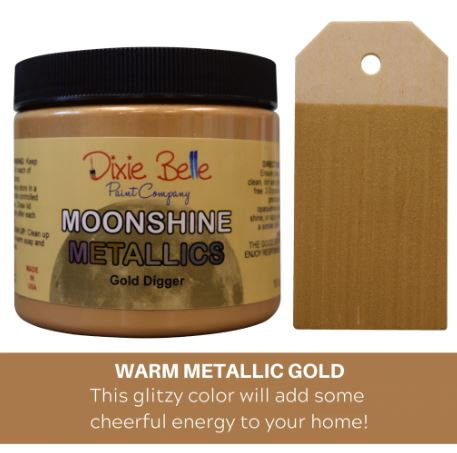 Moonshine Metallic - Gold Digger