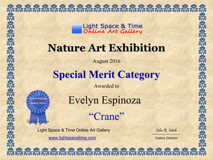 Awards and New Work