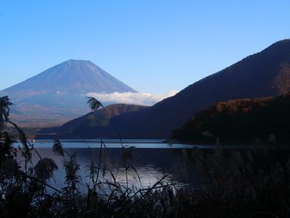 Lake Motosu Fuji