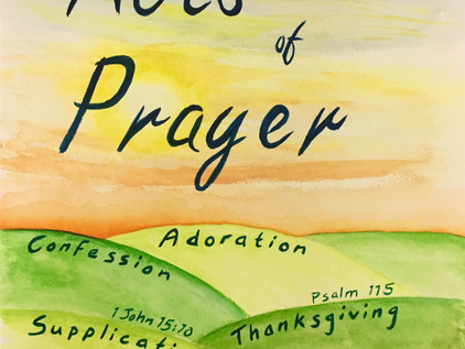 Acts of Prayers