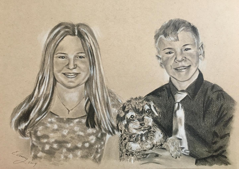 Portrait Drawing