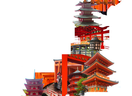 Structures That Shaped Japan
