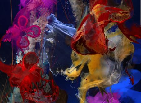 DANCE OF THE JELLYFISH