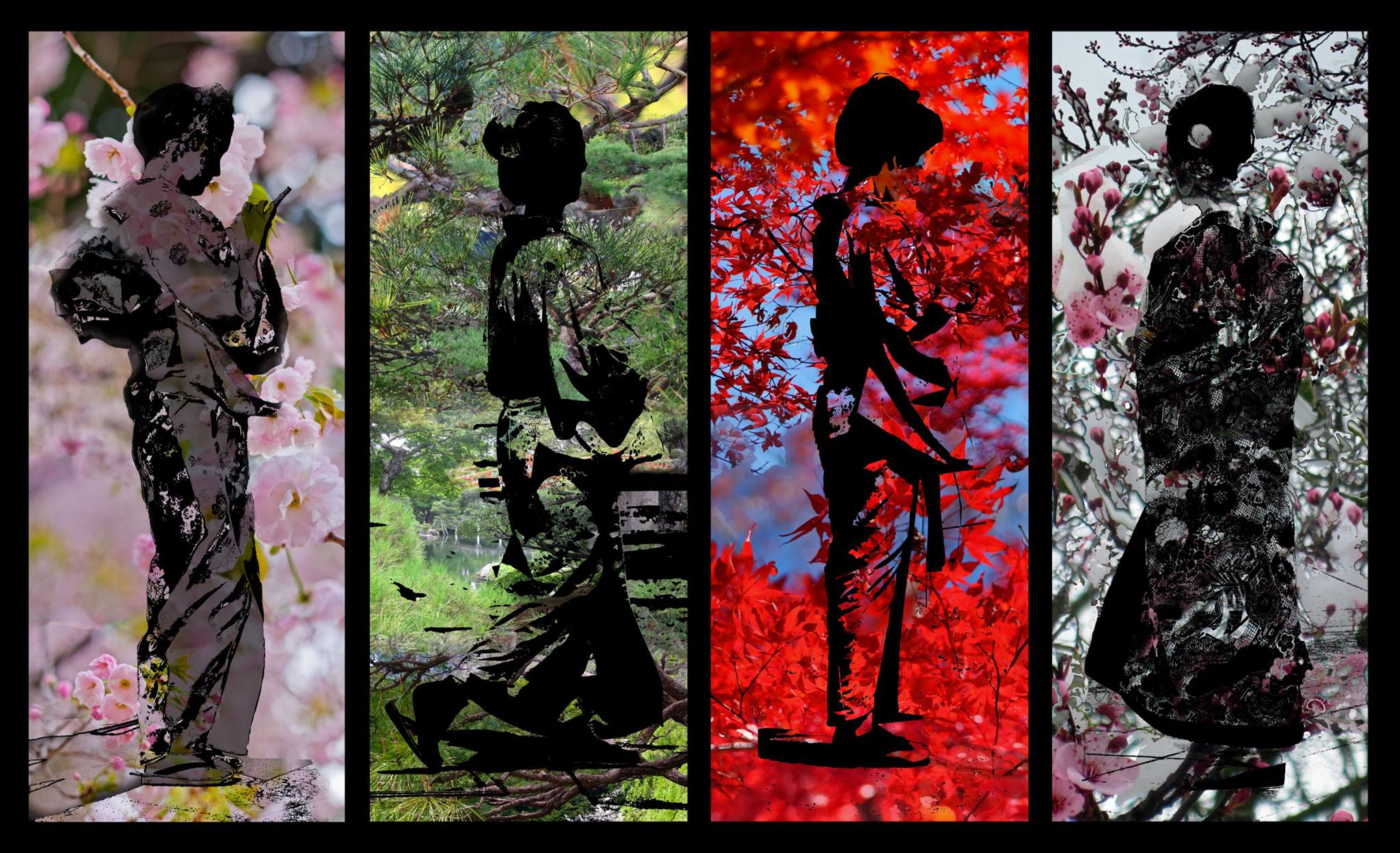 The Four Seasons of Japan