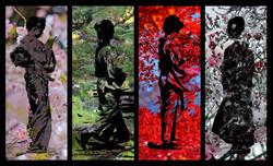 The Four Seasons of Japan