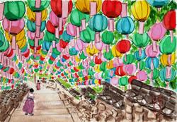 Buddha's Birthday at Busan