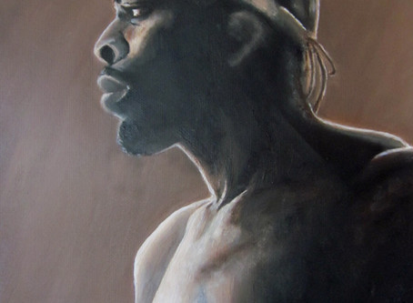 People Being Portraits: ZuluMan