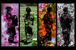 The Four Season of Japan i