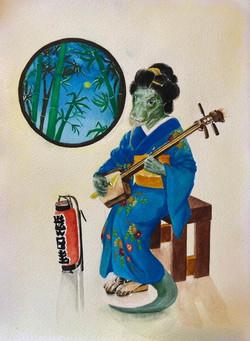 Kimono Dragon Records