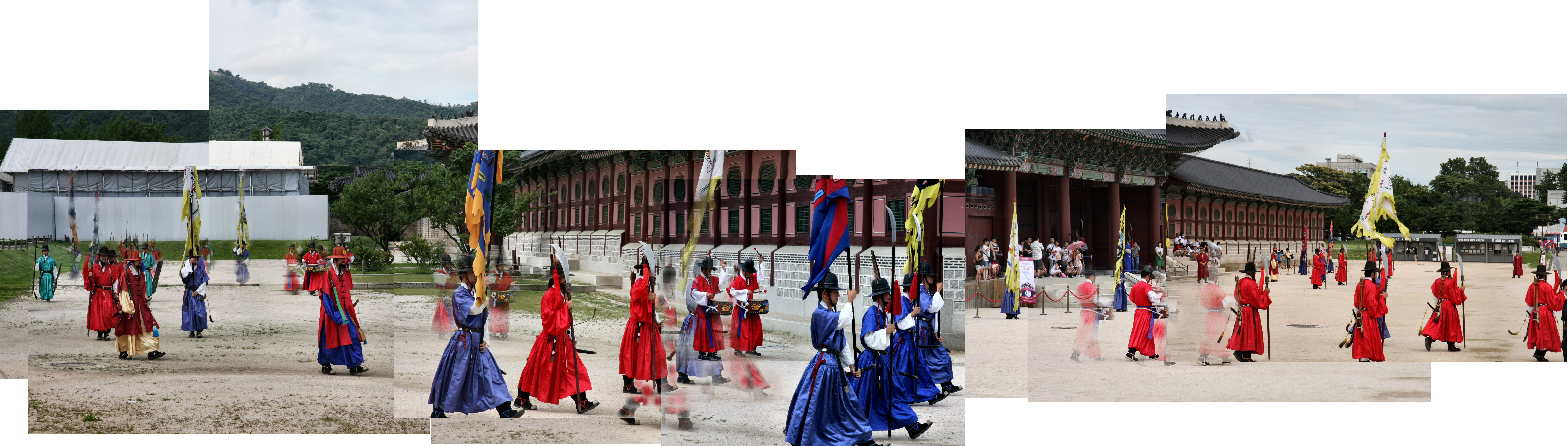 Gyeongbokgung Guards