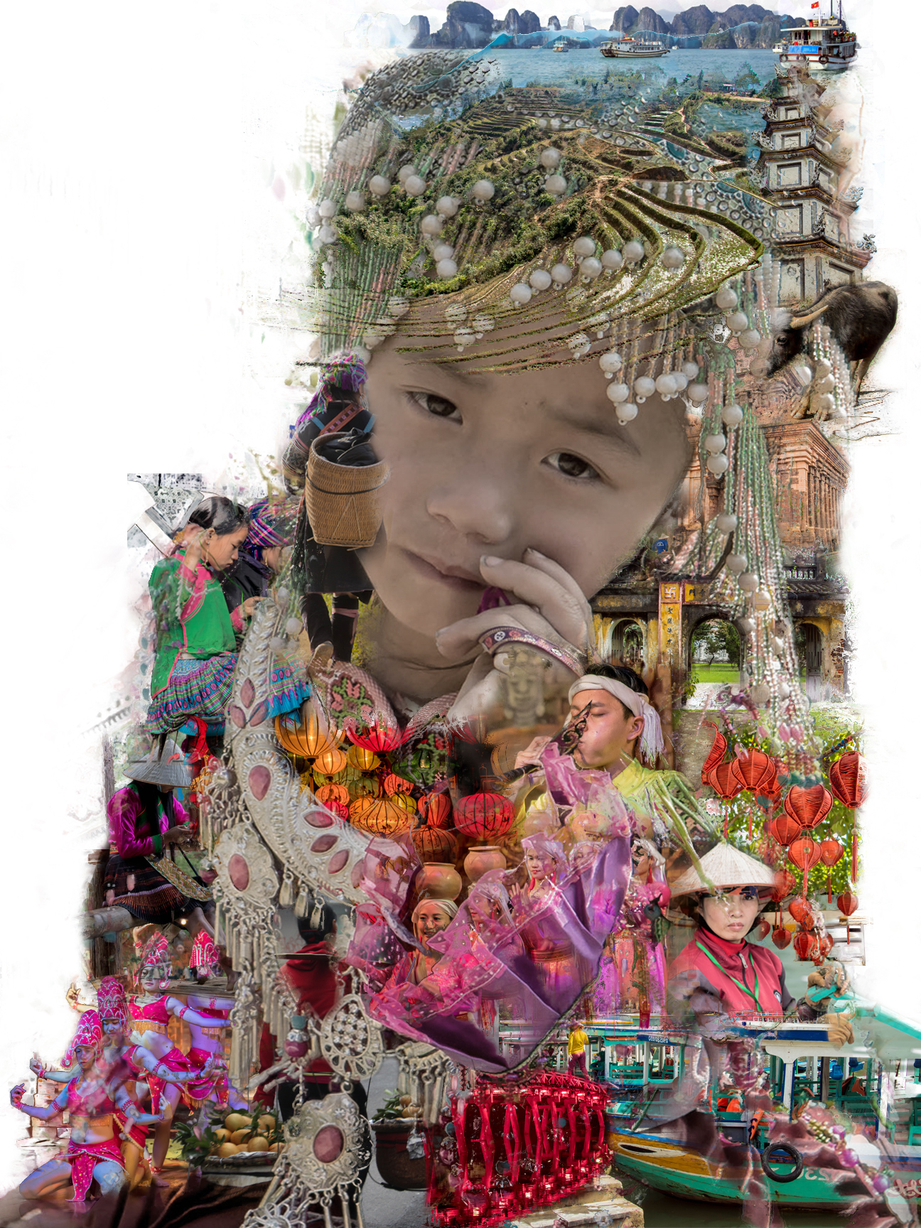 Portrait of Vietnam