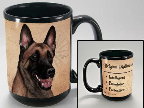 Belgian Malinois - My Faithful Friend Mug