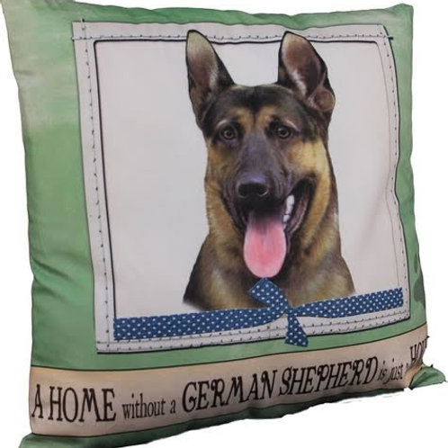 German Sheperd Super Soft Pet Pillow