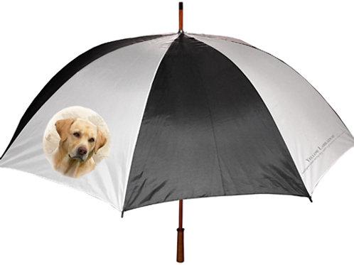 Yellow Labrador Retriever Umbrella