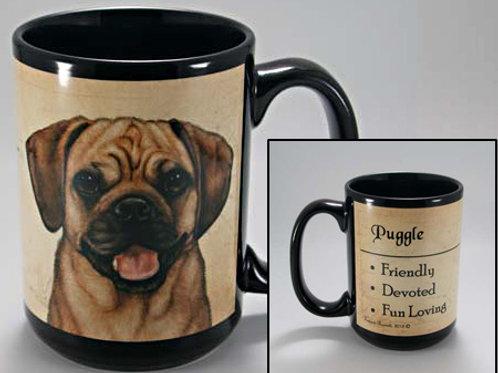 Puggle - My Faithful Friend Mug