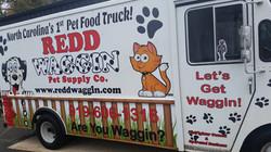 REDD pic gal truck