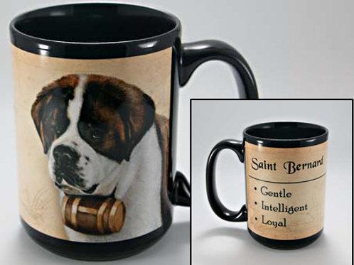 Saint Bernard - My Faithful Friend Mug