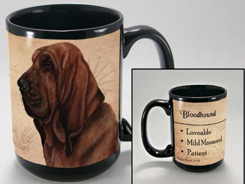 Bloodhound - My Faithful Friend Mug