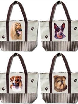 Pet Breed Tote Bag