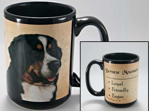 Bernese Mountail Dog - My Faithful Friend Mug