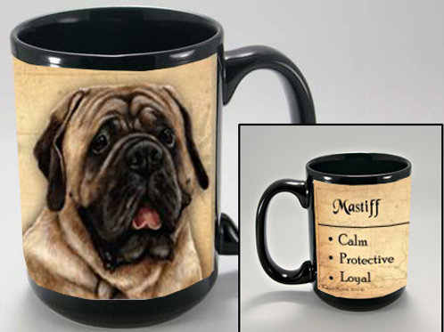 Mastiff - My Faithful Friend Mug