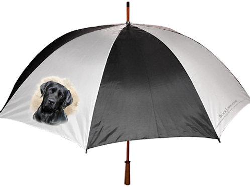 Black Labrador Umbrella