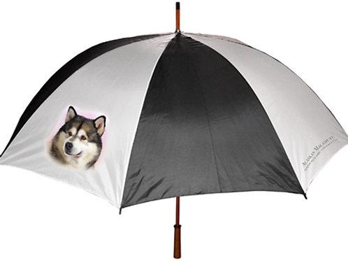 Alaskan Malamute Umbrella