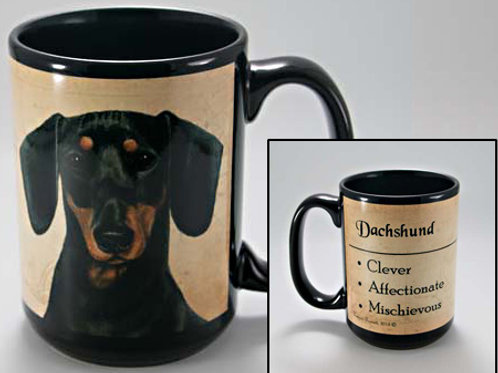 Dachshund - My Faithful Friend Mug