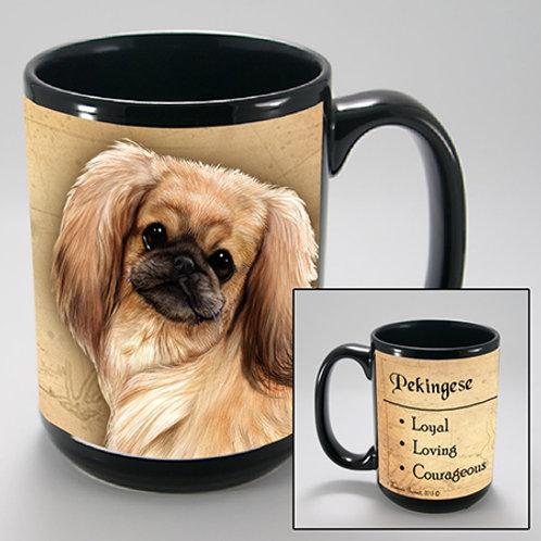 Pekingese - My Faithful Friend Mug