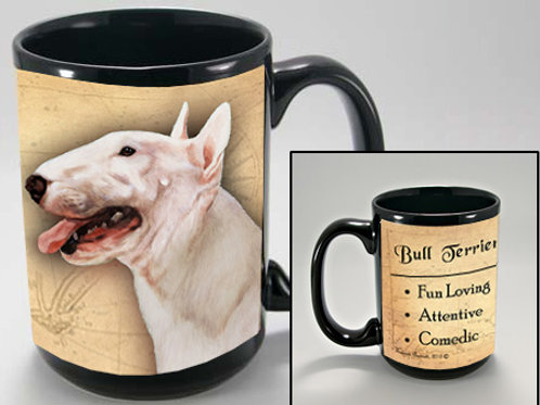 Bull Terrier - My Faithful Friend Mug