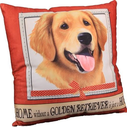 Golden Retriever Super Soft Pet Pillow