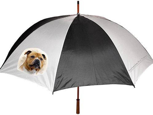 Staffordshire Bull Terrier Umbrella