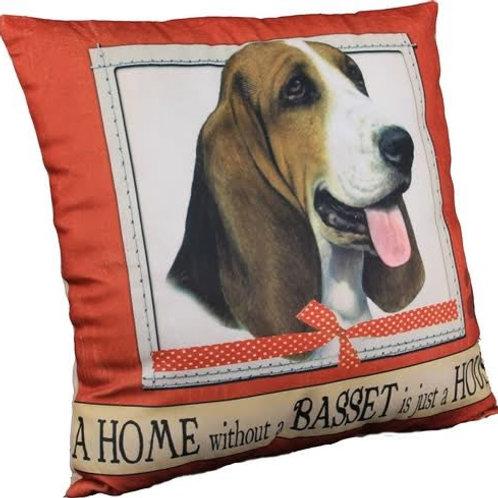 Basset Hound Super Soft Pillows