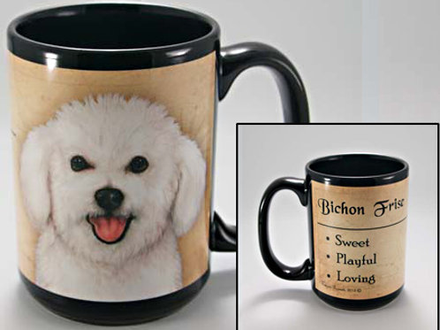 Bichon Frisé - My Faithful Friend Mug