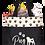 Thumbnail: Paw Print Tote Bags