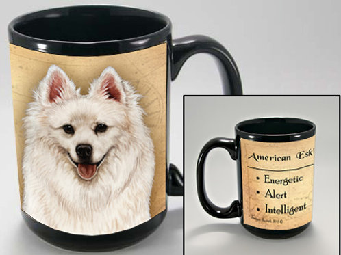American Eskimo - My Faithful Friend Mug