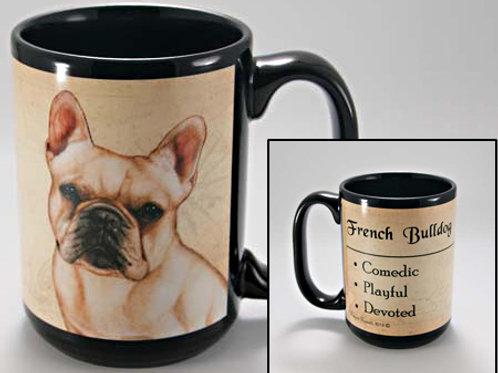 French Bulldog - My Faithful Friend Mug