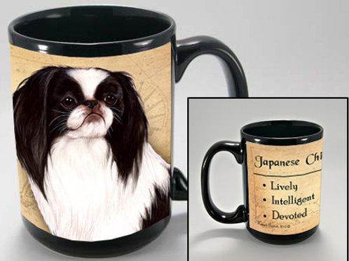 Japanese Chin - My Faithful Friend Mug