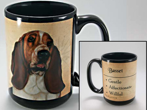 Basset - My Faithful Friend Mug