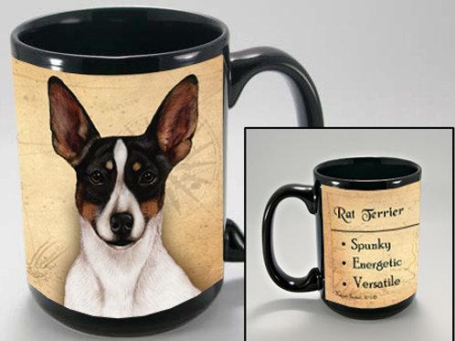 Rat Terrier - My Faithful Friend Mug