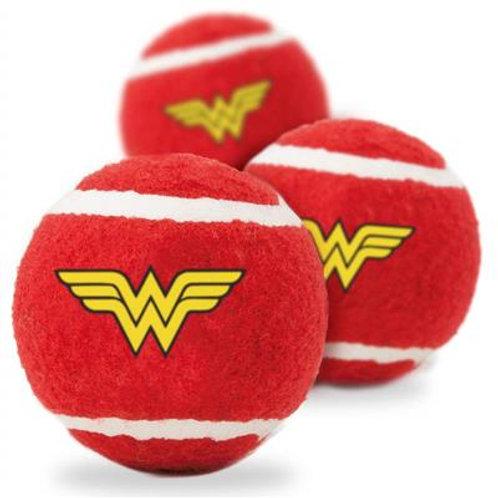 Super hero Squeaky Tennis Balls 3-Pack