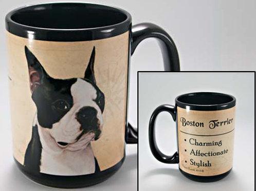 Boston Terrier - My Faithful Friend Mug