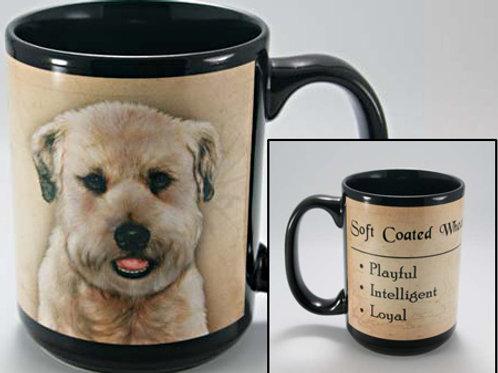 Soft Coated Wheaten - My Faithful Friend Mug