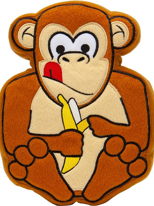 Marvin Monkey Dog Toy
