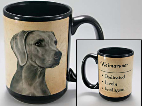 Weimaraner - My Faithful Friend Mug