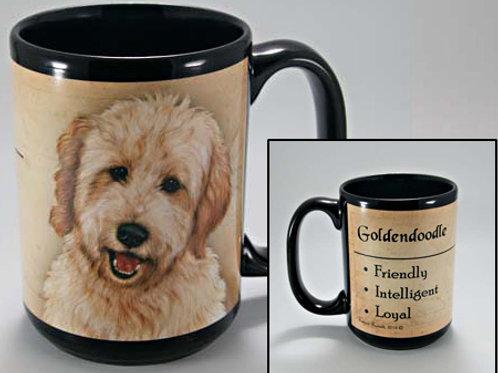 Golden Doodle - My Faithful Friend Mug
