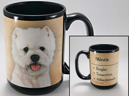 Westie - My Faithful Friend Mug