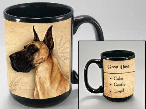 Great Dane - My Faithful Friend Mug